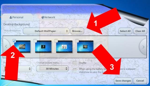 Cambiar fondo de pantalla windows 7 starter - Como cambiar fondo de escritorio windows 7 starter ...